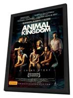 Animal Kingdom - 27 x 40 Movie Poster - Australian Style A - in Deluxe Wood Frame