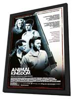 Animal Kingdom - 11 x 17 Movie Poster - Style A - in Deluxe Wood Frame