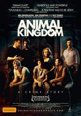 Animal Kingdom - 11 x 17 Movie Poster - Australian Style A