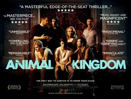 Animal Kingdom - 30 x 40 Movie Poster UK - Style A