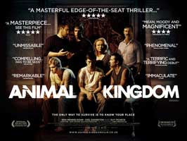 Animal Kingdom - 30 x 40 Movie Poster UK - Style B