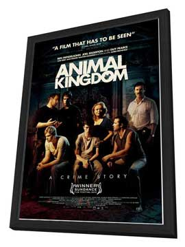 Animal Kingdom - 27 x 40 Movie Poster - Style A - in Deluxe Wood Frame