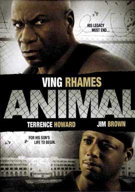 Animal - 11 x 17 Movie Poster - Style B