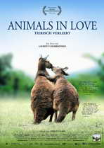 Animals in Love - 27 x 40 Movie Poster - German Style A