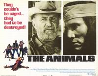 The Animals - 11 x 14 Movie Poster - Style A