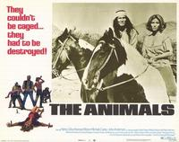 The Animals - 11 x 14 Movie Poster - Style D