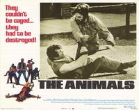 The Animals - 11 x 14 Movie Poster - Style F