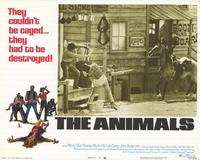 The Animals - 11 x 14 Movie Poster - Style G
