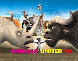 Animals United - 11 x 17 Movie Poster - Style B