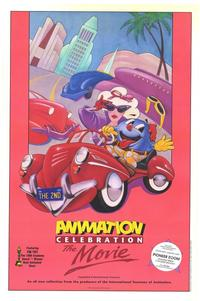 Animation Celebration - 27 x 40 Movie Poster - Style A