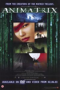 Animatrix - 11 x 17 Movie Poster - Style A