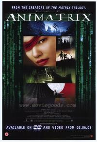 Animatrix - 27 x 40 Movie Poster - Style A
