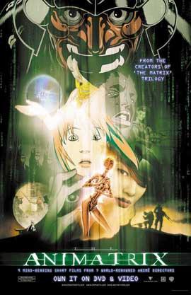 Animatrix - 11 x 17 Movie Poster - Style B