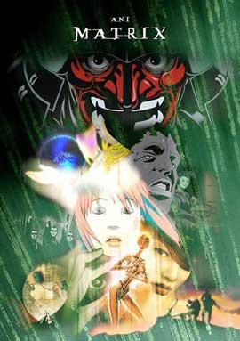 Animatrix - 11 x 17 Movie Poster - German Style A