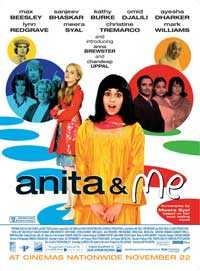 Anita and Me - 11 x 17 Movie Poster - UK Style A
