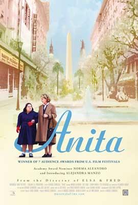 Anita - 11 x 17 Movie Poster - Style A