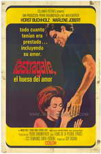 Ankle Bone - 27 x 40 Movie Poster - Spanish Style A