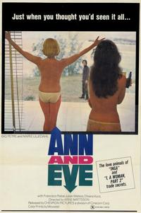 Ann and Eve - 11 x 17 Movie Poster - Style A