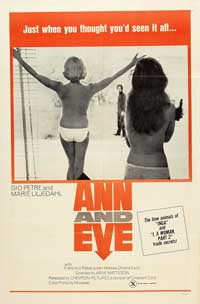 Ann and Eve - 27 x 40 Movie Poster - Style B