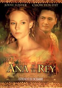 Anna and the King - 27 x 40 Movie Poster - Spanish Style A