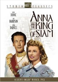 Anna and the King of Siam - 27 x 40 Movie Poster - Style B