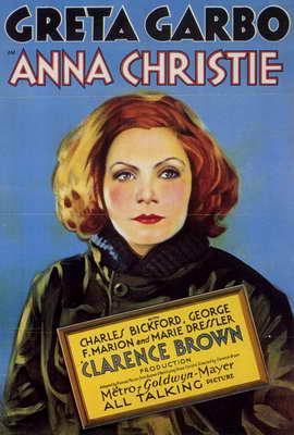 Anna Christie - 27 x 40 Movie Poster - Style A