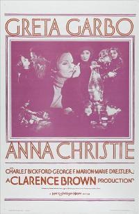 Anna Christie - 27 x 40 Movie Poster - Style B