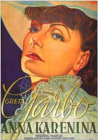 Anna Karenina - 27 x 40 Movie Poster - German Style A