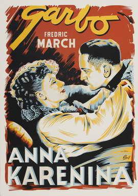 Anna Karenina - 11 x 17 Movie Poster - Style B