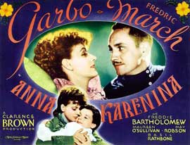 Anna Karenina - 11 x 14 Movie Poster - Style A