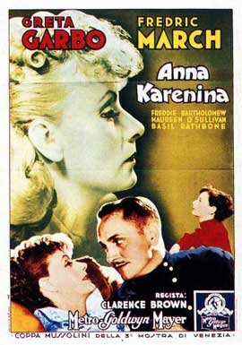 Anna Karenina - 11 x 17 Movie Poster - Italian Style A