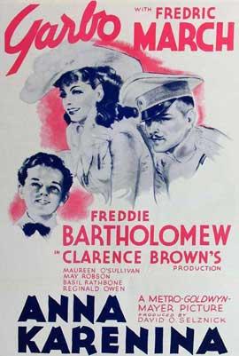 Anna Karenina - 11 x 17 Movie Poster - Style D