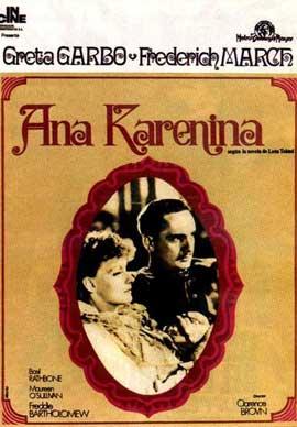 Anna Karenina - 11 x 17 Movie Poster - Style E