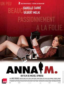 Anna M. - 11 x 17 Movie Poster - French Style A