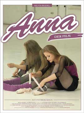 Anna - 11 x 17 Movie Poster - German Style A