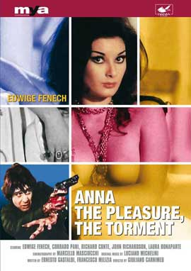 Anna: the Pleasure, the Torment - 11 x 17 Movie Poster - Style A