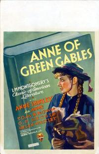 Anne of Green Gables - 11 x 17 Movie Poster - Style A