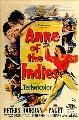 Anne of the Indies - 27 x 40 Movie Poster - Style A