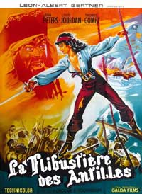 Anne of the Indies - 43 x 62 Movie Poster - Belgian Style A
