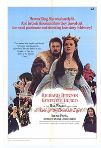 Anne of the Thousand Days - 43 x 62 Movie Poster - Bus Shelter Style A