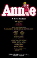 Annie (Broadway) - 11 x 17 Poster - Style A