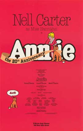 Annie (Broadway) - 27 x 40 Poster - Style A