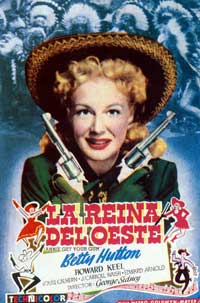 Annie Get Your Gun - 11 x 17 Movie Poster - French Style A