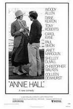 Annie Hall - 27 x 40 Movie Poster - Style A