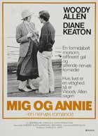 Annie Hall - 27 x 40 Movie Poster - Swedish Style A