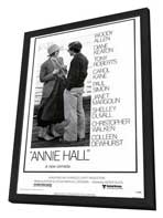 Annie Hall - 11 x 17 Movie Poster - Style A - in Deluxe Wood Frame
