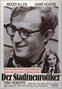 Annie Hall - 11 x 17 Movie Poster - German Style A
