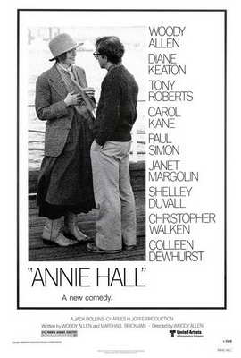 Annie Hall - 27 x 40 Movie Poster