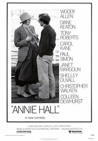 Annie Hall - 43 x 62 Movie Poster - Bus Shelter Style A