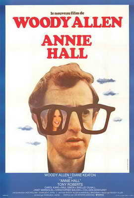 Annie Hall - 11 x 17 Movie Poster - French Style A